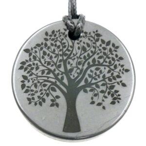 Shungite pendant Tree of Life 1