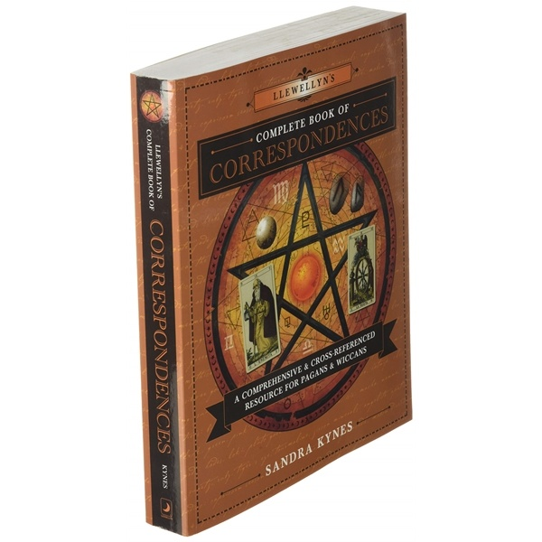 Complete Book of Correspondences side