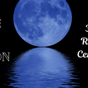 Blue Full Moon 3 Step Release Ceremony