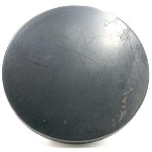 Shungite Round Plate 5cm 1 CP01 11