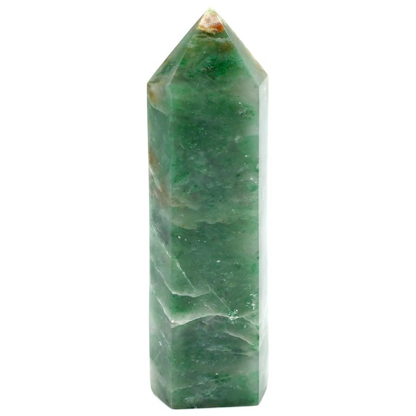 Jade Crystal Standing Tower 13.5cm 1 TO02 1