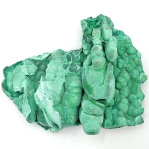 Malachite Stalagmite:Stalactite Specimen 8cm 111g 1 M04 3