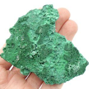 Malachite Stalagmite:Stalactite Specimen 8cm 111g 2 M04 3