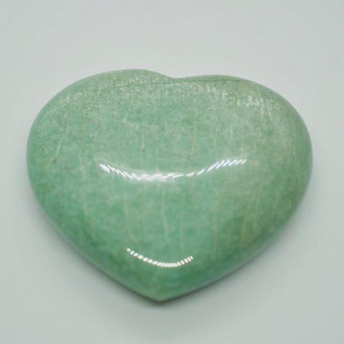 Amazonite_Heart_Rare_9cm_268g 2