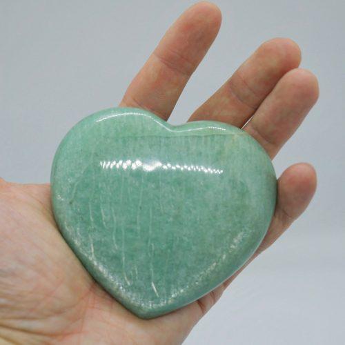 Amazonite_Heart_Rare_9cm_268g 5