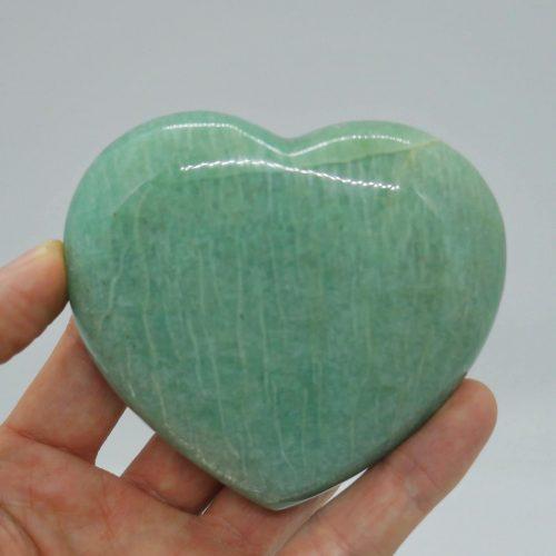 Amazonite_Heart_Rare_9cm_268g 6