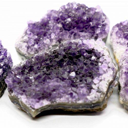 Amethyst Cluster 100-110g 1