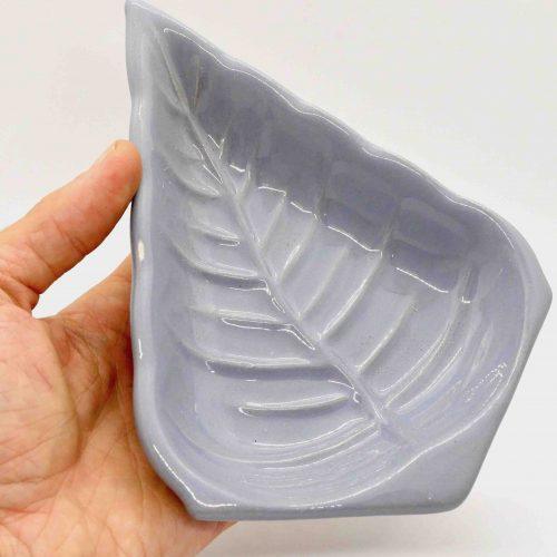 Bowl, Leaf Shaped Porcelain 2