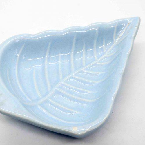 Bowl, Leaf Shaped Porcelain B1
