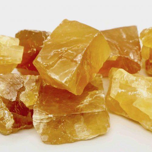Calcite Honey 20-30g 1