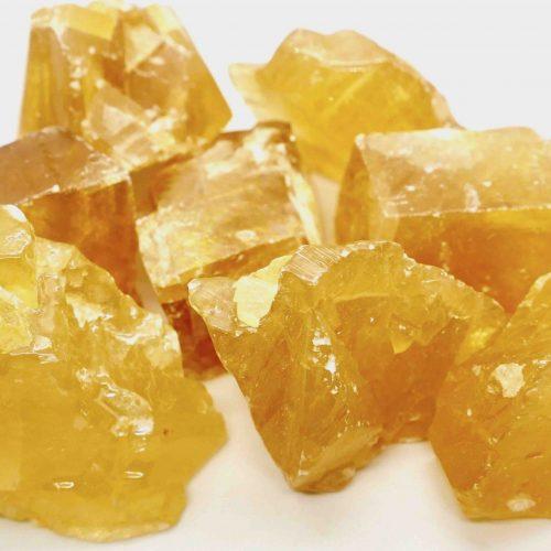 Calcite Honey 30-40g 1
