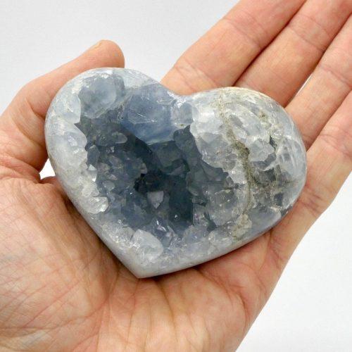 Celestite_Geode_Heart_8cm 5