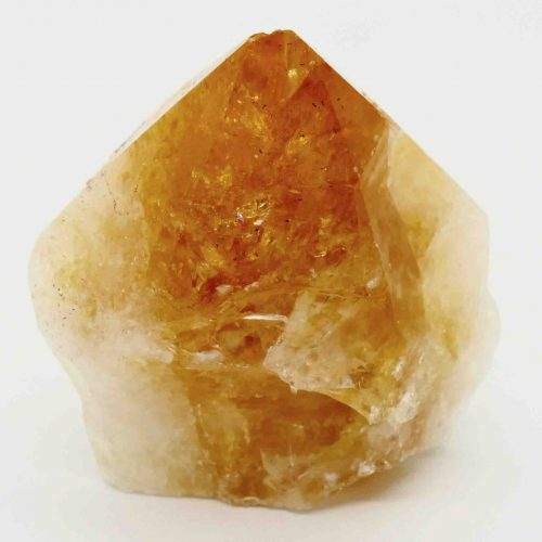 Citrine Point Candle 80-100g 1