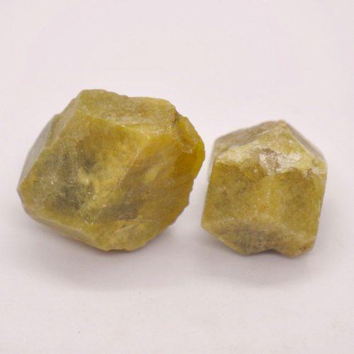 Green Garnet_Natural_Grossular_3-4cm_20-30g 2