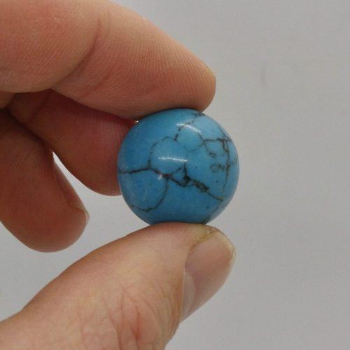 Howlite_Blue_Sphere_10g 6