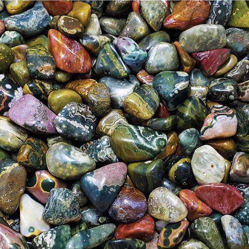 Jasper Ocean Orbicular Tumbled