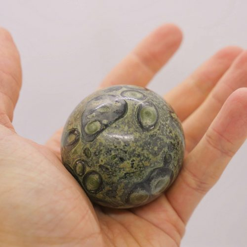 Jasper_Kambaba_Polished Sphere_5cm_210g 7