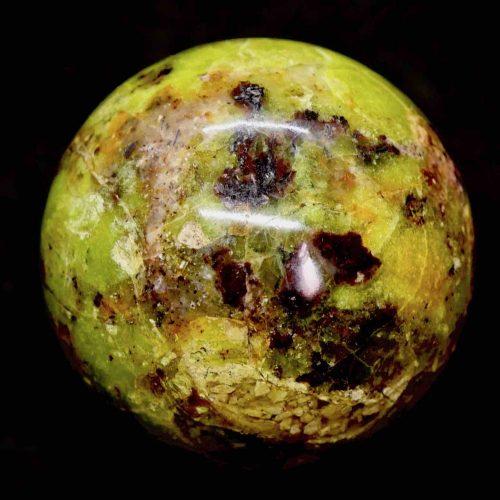 Opal Green Sphere 178g 1