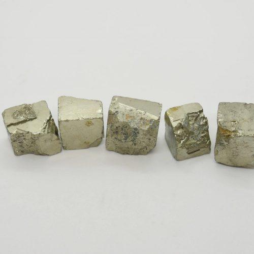Pyrite Cubes_30-60g 10