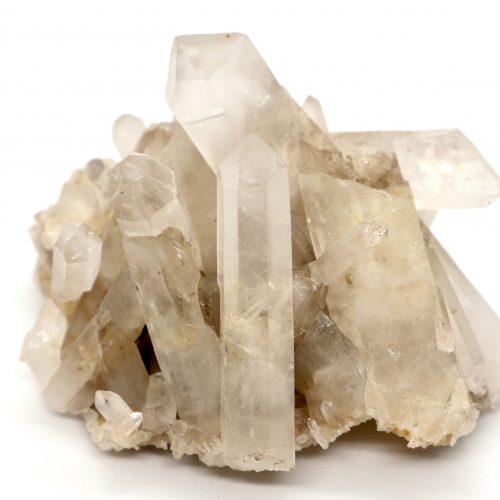 Quartz, Clear Crystal Cluster 100-120g 1_1