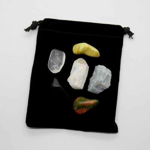 The Meditation Crystal Kit 3