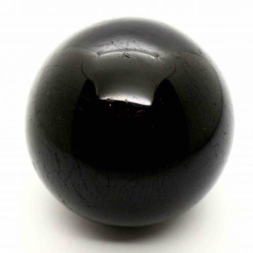 Tourmaline Black Sphere 440g 1